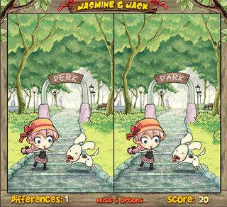JASMINE & JACK