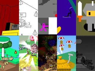 ゲーム好きなら必ずプレイすべきウェブゲーム10本(国内編)